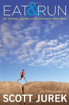 In the part memoir, part training guide, part vegan manifesto Eat & Run, Scott Jurek tells the story of how he became a vegan elite athlete. Now available at Thrift Books.