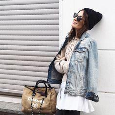 Casual #sunday wearing #knitwear & #denim  by lenaterlutter  #nice #life #smile #instalove #beauty #happy #look #awesome #instalike #trendsineyewear #pretty #style #picoftheday #girls #sunnies #sunglasses #glasses #eyewear #eyewearfashion #fashionista