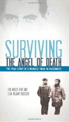 Surviving the Angel of Death: The True Story of a Mengele Twin in Auschwitz by Eva Mozes Kor, http://www.amazon.com/dp/1933718579/ref=cm_sw_r_pi_dp_rSSdrb0JJRDSG