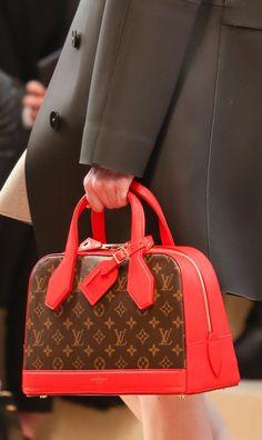 Louis Vuitton, fall 2014 #satchel