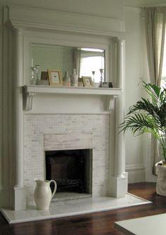 fireplace | Living Room | Pinterest | Camini e Foto