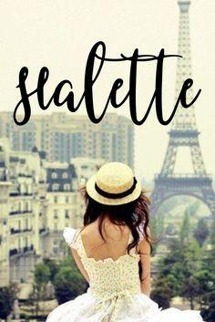 Halette I Parisian Chic Baby Names I Nameille.com