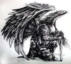 Image result for warrior archangel michael tattoo