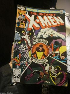 UNCANNY X-MEN #139  MARVEL COMICS John Byrne art 1st print & series 1980 VG+