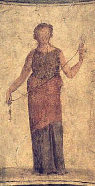 Textile production in Ancient Greece: linen and wool were the most popular textiles. Study suggest the textiles came from Egypt. Queens and goddesses did the spinning and weaving.