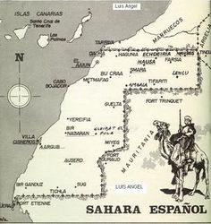 Actualmente, República Saharahui
