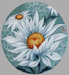 hippie painting ideas 347340189987584999 - ромашки Source by China Painting, Tole Painting, Ceramic Painting, Hippie Painting, Arte Floral, Rock Crafts, Hand Painted Ceramics, Stone Art, Colorful Pictures