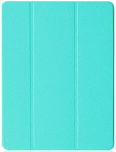 """Bright Celeste Blue {Simple Flip and Fold Stand Cover} Case for Samsung Galaxy Tab Pro 12.2"""" or Galaxy Note Pro 12.2"""" Inch Tablets (High Quality Koskin Vegan Faux PU Leather Cover + Slim Folding Lightweight Design) myLife Brand Products http://www.amazon.com/dp/B00QL8LCTI/ref=cm_sw_r_pi_dp_ChJHub09VQRV8"""