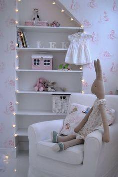 4 Idées pour du rose pas Cul-cul la Praline - Deco Kids & Co pink kidsroom nursery kids girl romantic