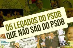 5 Legados do PSDB que não são do PSDB