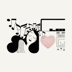 Le illustrazioni di Simone Massoni