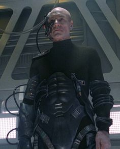 """""""I am...Locutus of Borg. Resistance is futile. Your life as it has been is over. From this time forward you will service...us."""""""