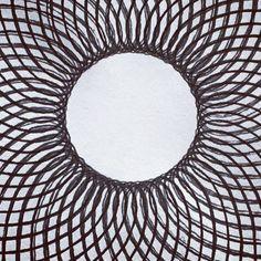 🖌️🌀⚙️ Follow @speechless.drawing . . . #puzzlefeed #oddlysatisfying #cycloid #drawing #pendrawing #lineart #mesmerizing #beautiful #sacredgeometry #zentangle #art #artist #diy #selfmade #satisfying #fractal #aestetic #graphics #drafting #spirograph #satisfyingposts #fascinating #meditation #meditating #geometry #pattern #satisfyingposts #stressrelief #beginner #beginnerartist  @uniballco @uniball_de Drawing Art, Art Drawings, Geometry Pattern, Spirograph, Oddly Satisfying, Sacred Geometry, Fractals, Zentangle, Line Art