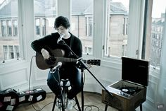 Lewis Watson - Once Before, Into The Wild, Little Darling - Tenement TV