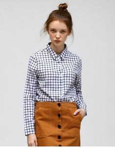 New Plaid Pure Cotton Lapel Button Blouses Slim Long Sleeve Chiffon Casual Shirts | $ 51.95 | Item is FREE Shipping Worldwide! | Damialeon |    Check out our website www.damialeon.com for the latest SS17 collections at the lowest prices than the high street. | Get it here http://www.damialeon.com/wsetlink-2017-spring-new-plaid-pure-cotton-lapel-button-blouses-slim-long-sleeve-chiffon-casual-shirts/ |      #damialeon #latest #trending #fashion #instadaily #dress #sunglasses #blouse #pants…