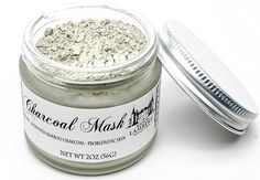 Charcoal Mask - Face Mask - Kelp Mask - Activated Bamboo Charcoal Mask - Chemical Free Mask * Read more reviews of the product by visiting the link on the image. (Amazon affiliate link)
