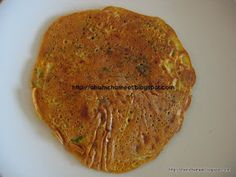 Chamchameet चमचमीत: Yadni (Mixed lentils pancakes)