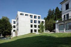 Extensão da Escola Kreuzbühl,© Ralph Feiner