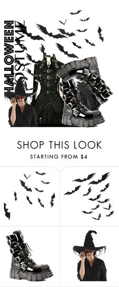 """halloween  costume"" by maggdalene on Polyvore featuring мода, Urban Decay и halloweencostume"