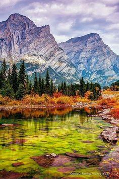 Mt. Kidd - Kananaskis, Alberta, Canada