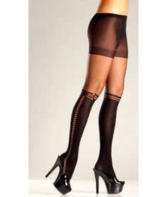 Straightforward Male Mens Full Leg Sleeve Footless Knee Brace Stretchy Socks Elastic Silky Silk Stockings Men Socks Anti Fatigue Man Socks Sets Underwear & Sleepwears