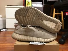 For Sale: Adidas yeezy boost 350 Oxford Tan. All of products are authentic! Yeezy Boost, Adidas Sneakers, Oxford, Ebay, Oxfords, Adidas Shoes