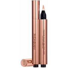 Color Correcting Touche Éclat Concealer | YSL ($38) ❤ liked on Polyvore featuring beauty products, makeup, face makeup, concealer, beauty, ysl, yves saint laurent and yves saint laurent concealer