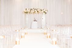 Brittany and Michael's glam wedding at Hotel X Toronto by Library Hotel Collection is truly timeless in every sense of the word. Big thanks to Lori Waltenbury Photo for sharing this one with us!