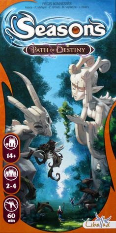 Path of Destiny (expansion) 7.9 BGG rating.