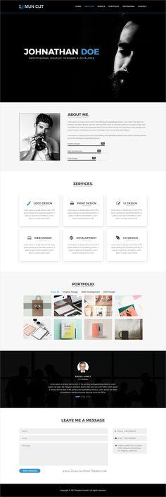 Venture Capital Investment Company Website Design And Development - Venture capital website template