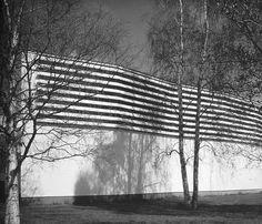 alvar aalto - city library, koulukatu 21, seinäjoki, 1960-65