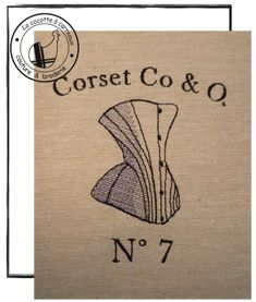 Corset Co & O