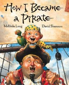 How I Became A Pirate Beginning Sounds Treasure Hunt {and Children's Book Week Link Up}