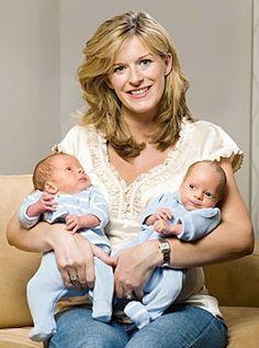celebrity mom with twins | celebrity twins babies