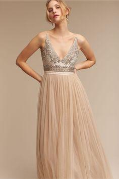 BHLDN Brisa Dress in  Bride Wedding Dresses | BHLDN