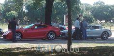 Mercedes Benz , Ferrari y mas