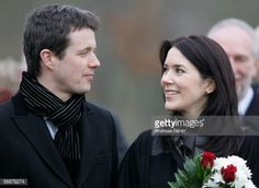 Danish Royals Visit Germany : News Photos