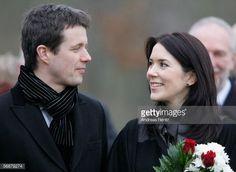 Danish Royals Visit Germany : News Photos