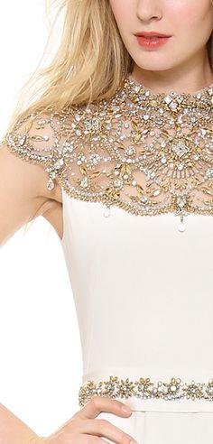 glitter detailing