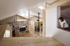 house k   注文住宅の作品集   北海道札幌の設計事務所 髙木貴間建築設計事務所