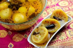 Nimbu Ka Achar (Indian Lemon Pickle Recipe) from @Jacqueline Pham