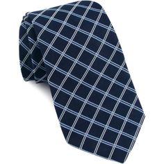 Nordstrom 'Wardrobe' Woven Silk Tie ($24) found on Polyvore