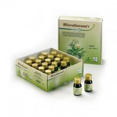 Microflorana-F 20 flaconcini monodose