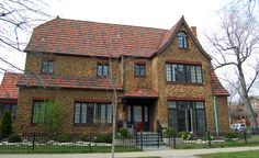 Home on N. Mozart St. & W. Sunnyside Ave., Ravenswood Manor