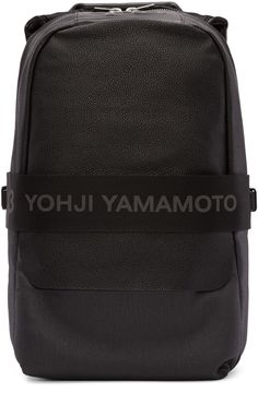 1e7c01e6fc Y-3 .  y-3  bags  leather  backpacks