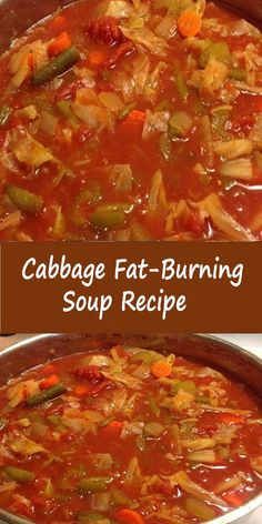 Best Weight Watchers Soup Recipes with Smartpoints - Easy WW Freestyle. Looking for the best Weight Watchers Soup Recipes with Points? I've got an amazing collection of delicious and healthy WW Freestyle soup recipes. Cabbage Fat Burning Soup, Cabbage Soup Diet, Cabbage Soup Recipes, Fat Burning Diet, Shredded Cabbage Recipes, Cabbage Stew, Best Fat Burning Foods, Potato Recipes, Ww Recipes