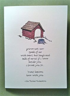 pet loss grief quotes - Google Search