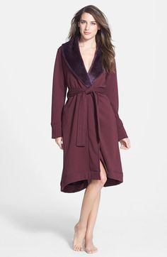 a4d2b49c52 robes · UGG® Australia Double Knit Robe available at  Nordstrom Winter  Shoes