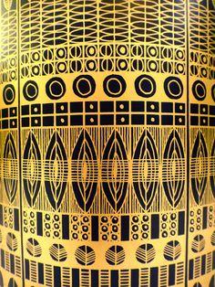 inspiration motifs, tribal
