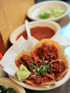The best recipe of Tacos al Pastor from CookingChannelTV.com